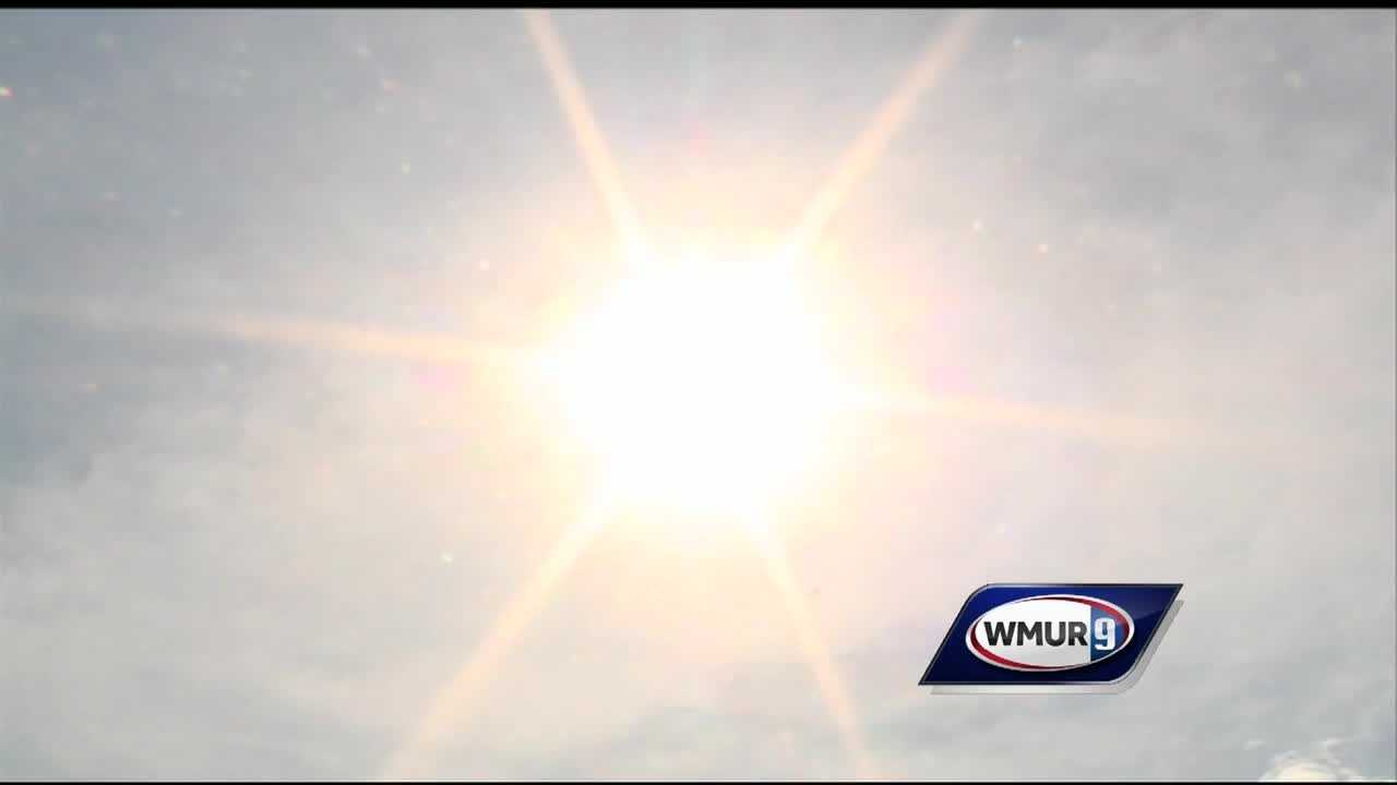 Granite Staters Escape Heat