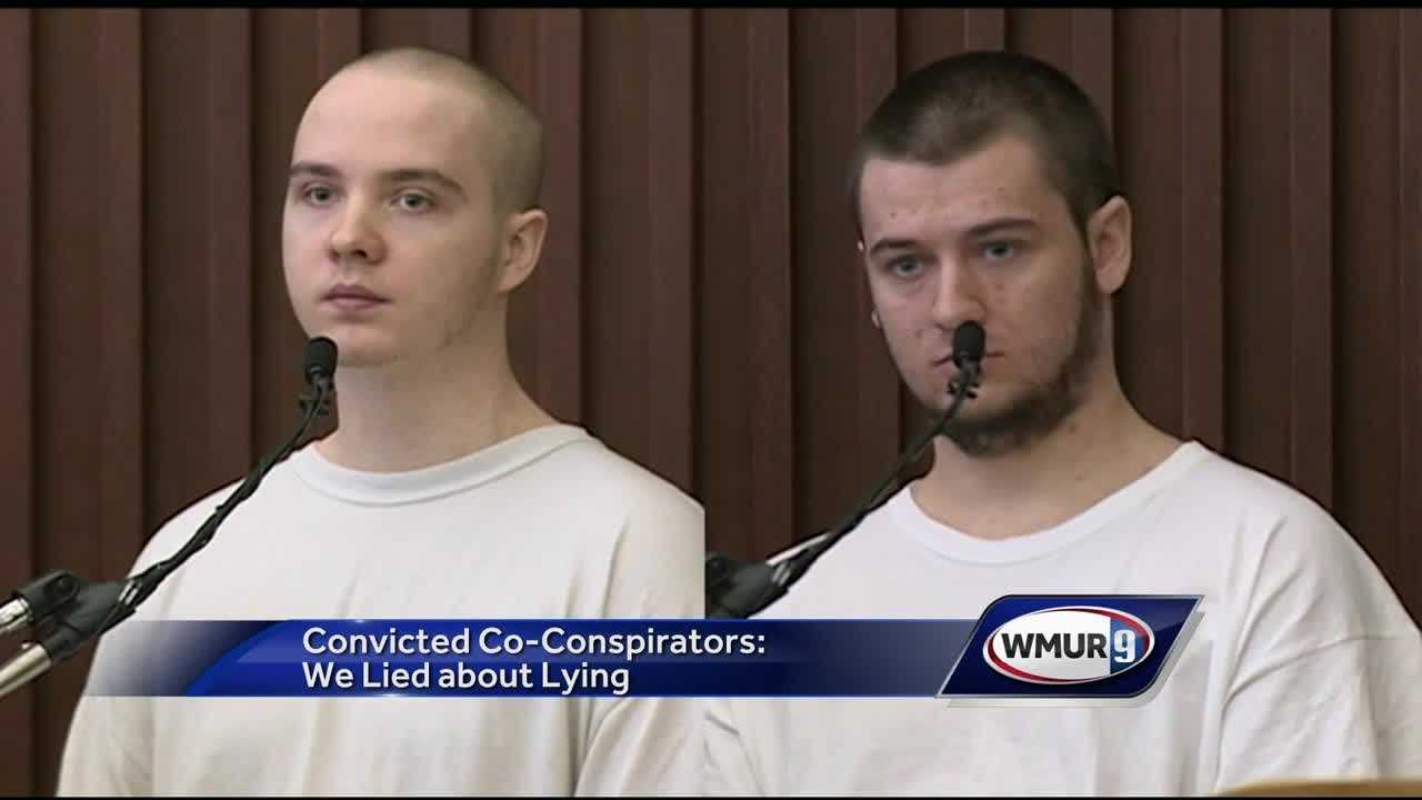 Attorneys for a man convicted of killing a Madbury teenager grilled two key witnesses Monday as they tried to get the verdict overturned.