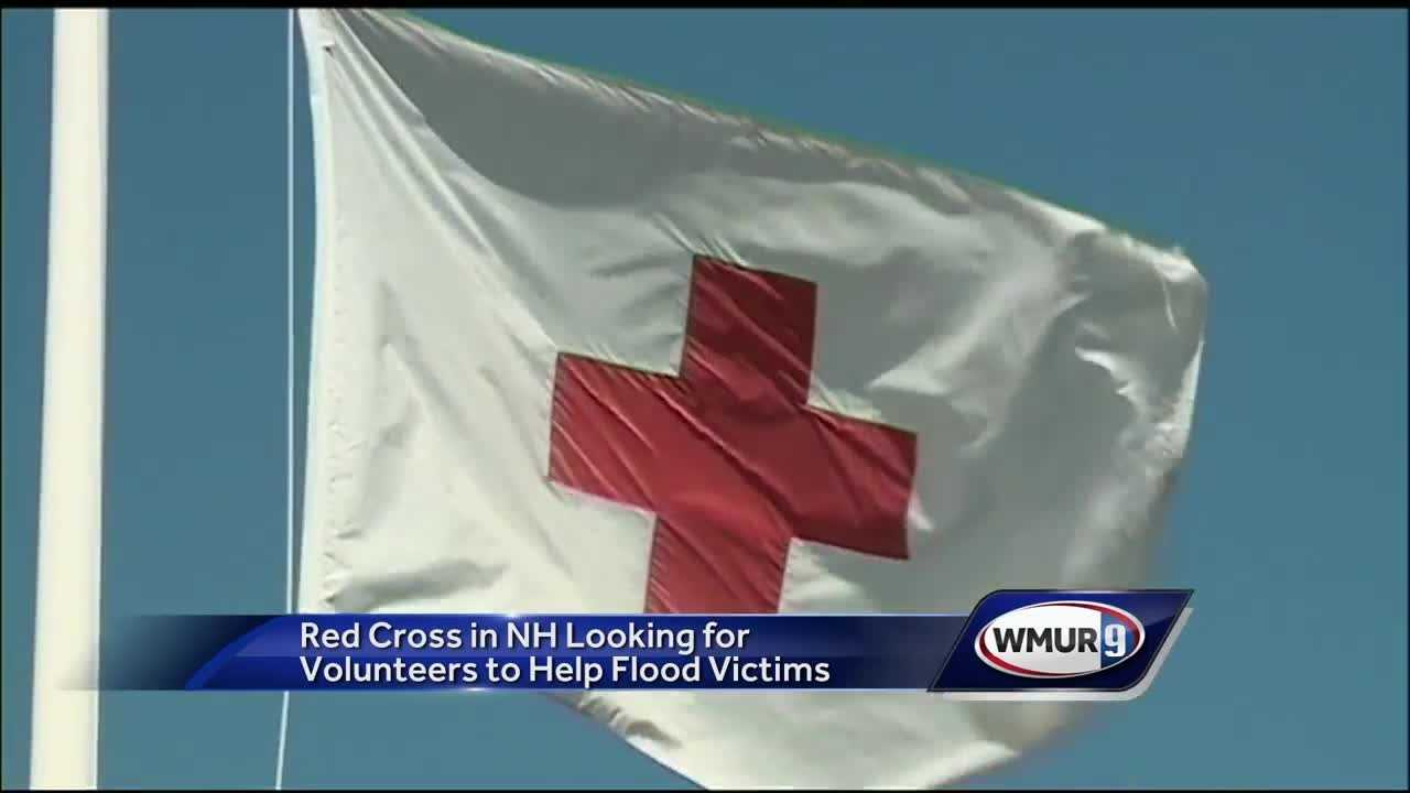 Unprecedented flooding in Louisiana has displaced thousands of families from their homes. Now, American Red Cross volunteers from New Hampshire and Vermont are getting ready to help.