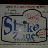 3. Strike Zone Pizza Pub in Colebrook