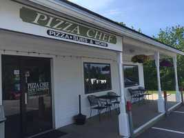 4. Pizza Chef in New London