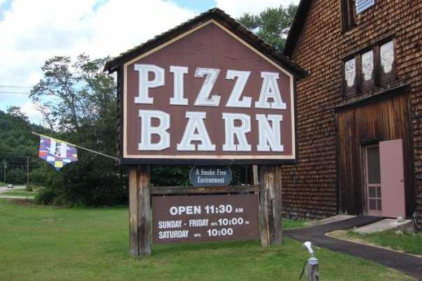 6. Pizza Barn in Ossipee