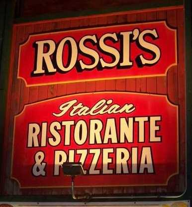7. Rossi's Italian Ristorante in New Hampton