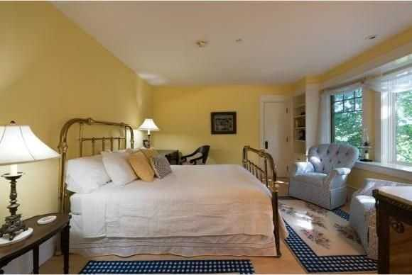 The home has three bedrooms.