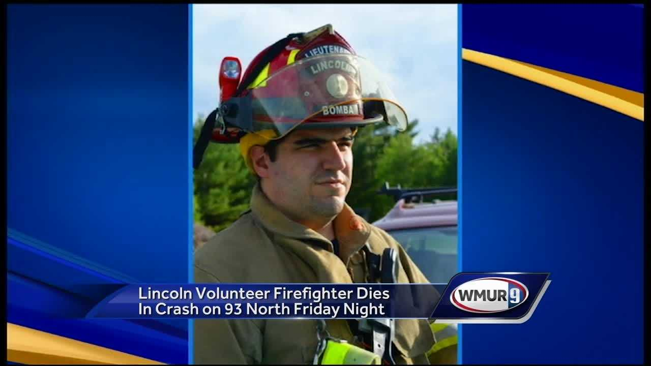 A firefighter was killed in a fatal accident in Canterbury that also injured another firefighter and a police officer.