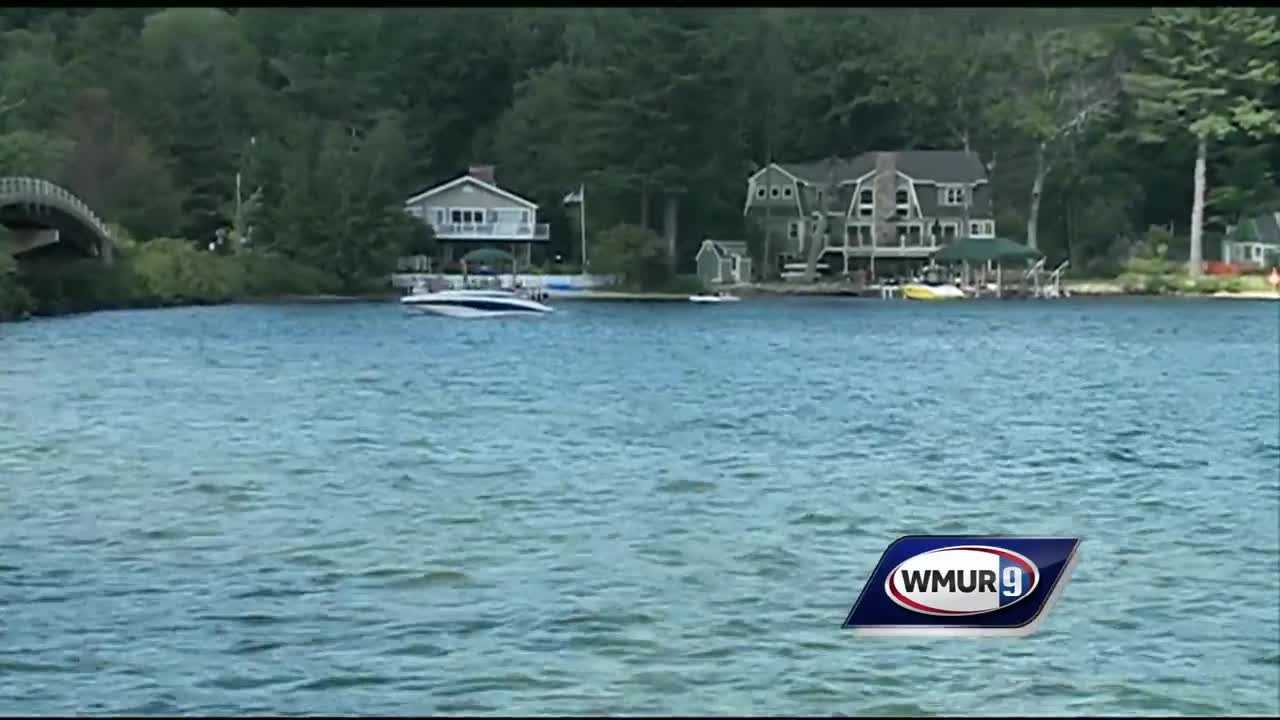 3 People were pulled from Lake Winnipesaukee after they got caught in choppy waters.