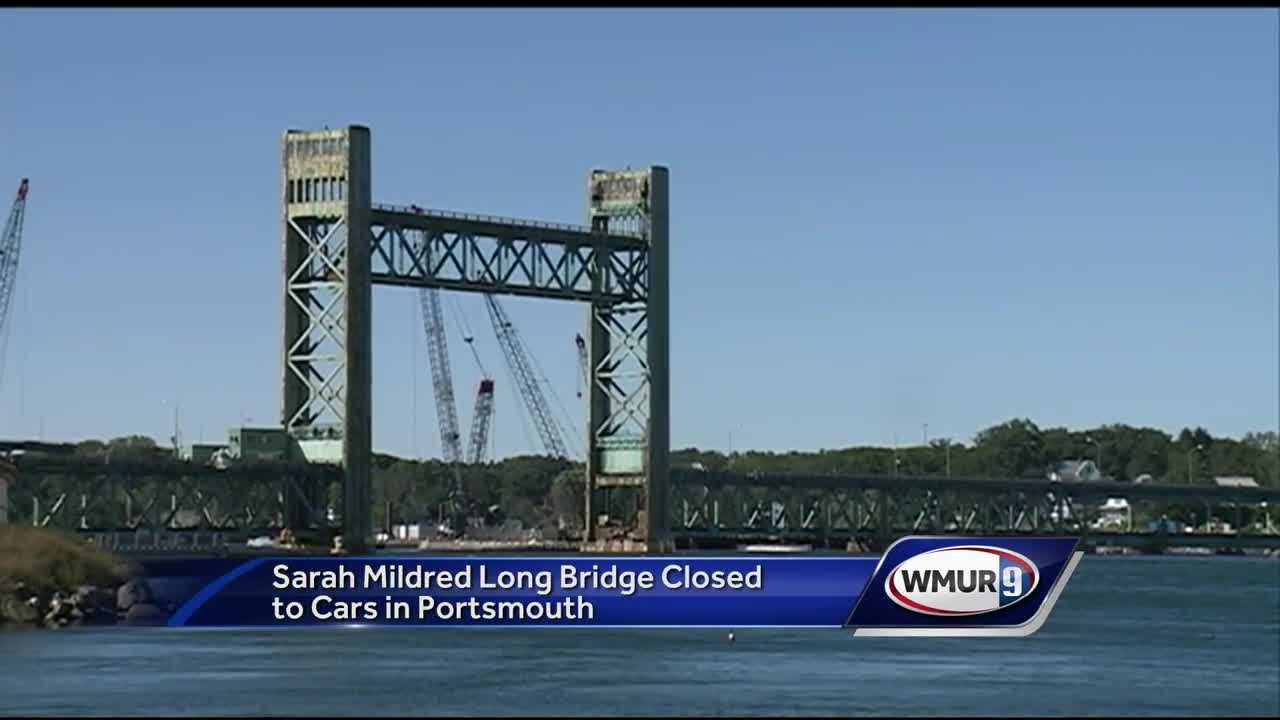 A major bridge connecting New Hampshire and Maine is closed, and it's unclear if it will ever reopen.
