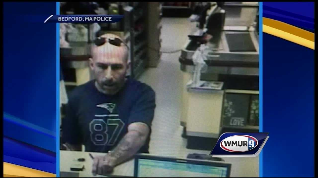 Police are searching for Steven Gingras who they say is responsible for a robbery last week in Salem.