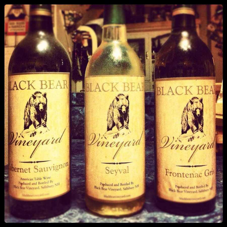 3. Black Bear Vineyard in Salisbury
