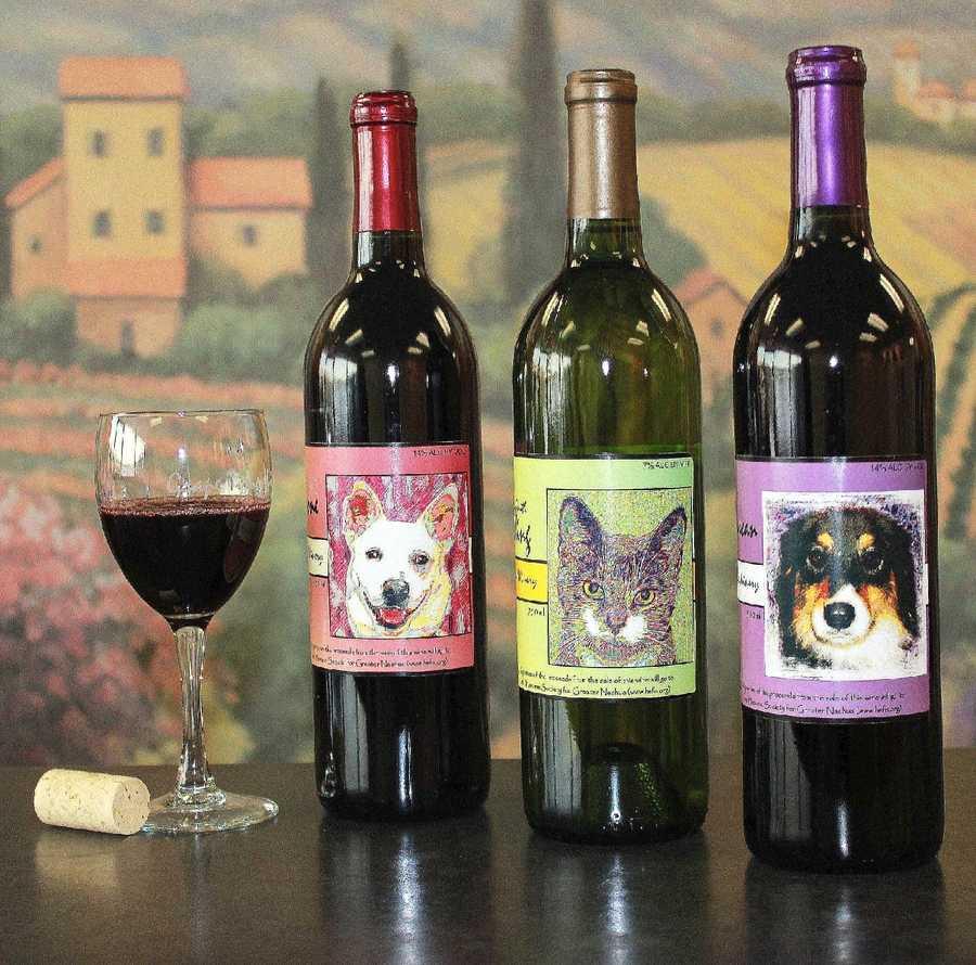 10. Grape Time Winery (IncrediBREW) in Nashua
