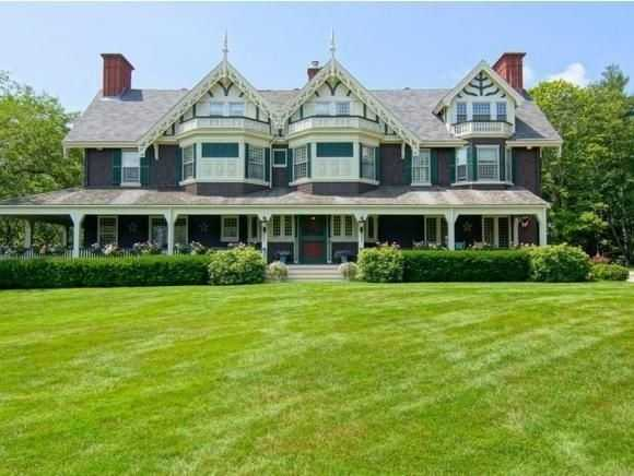 The home in Rye on South Road is on the market for $3,700,000.