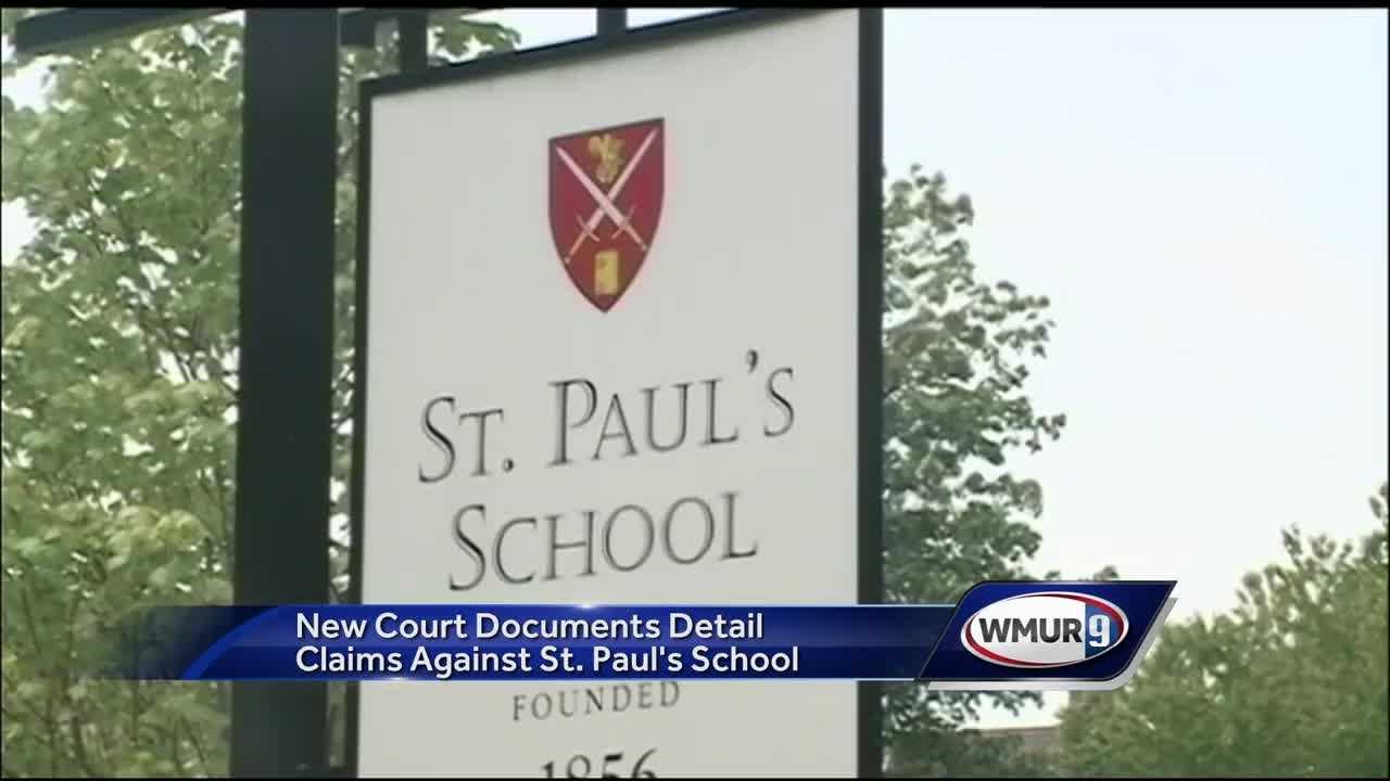 Newly released court documents claim that a prominent boarding school pulled out all the stops to protect its reputation after a student was accused of sexual assault.