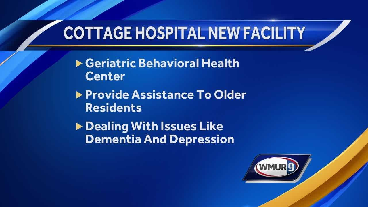 A new facility focused on the mental health of the elderly is getting set to open in New Hampshire.
