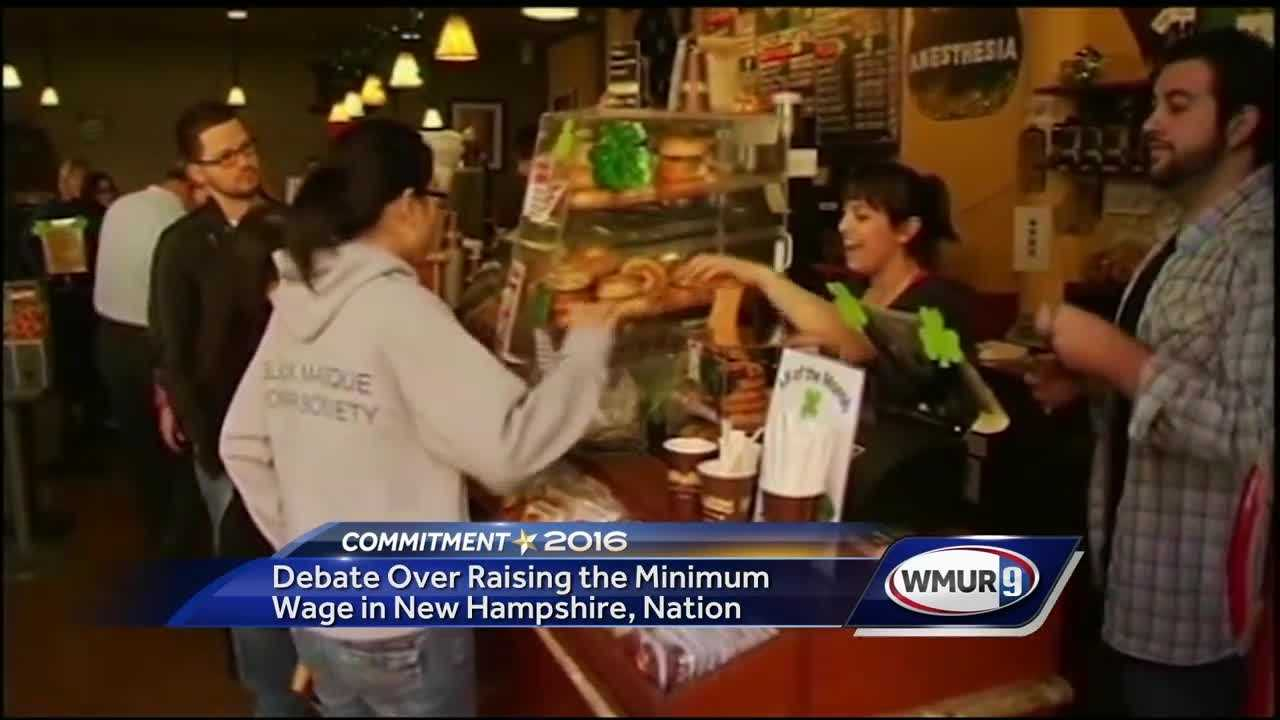 Since the repeal of New Hampshire's state minimum wage in 2011, the debate over the issue in Concord has been fierce.
