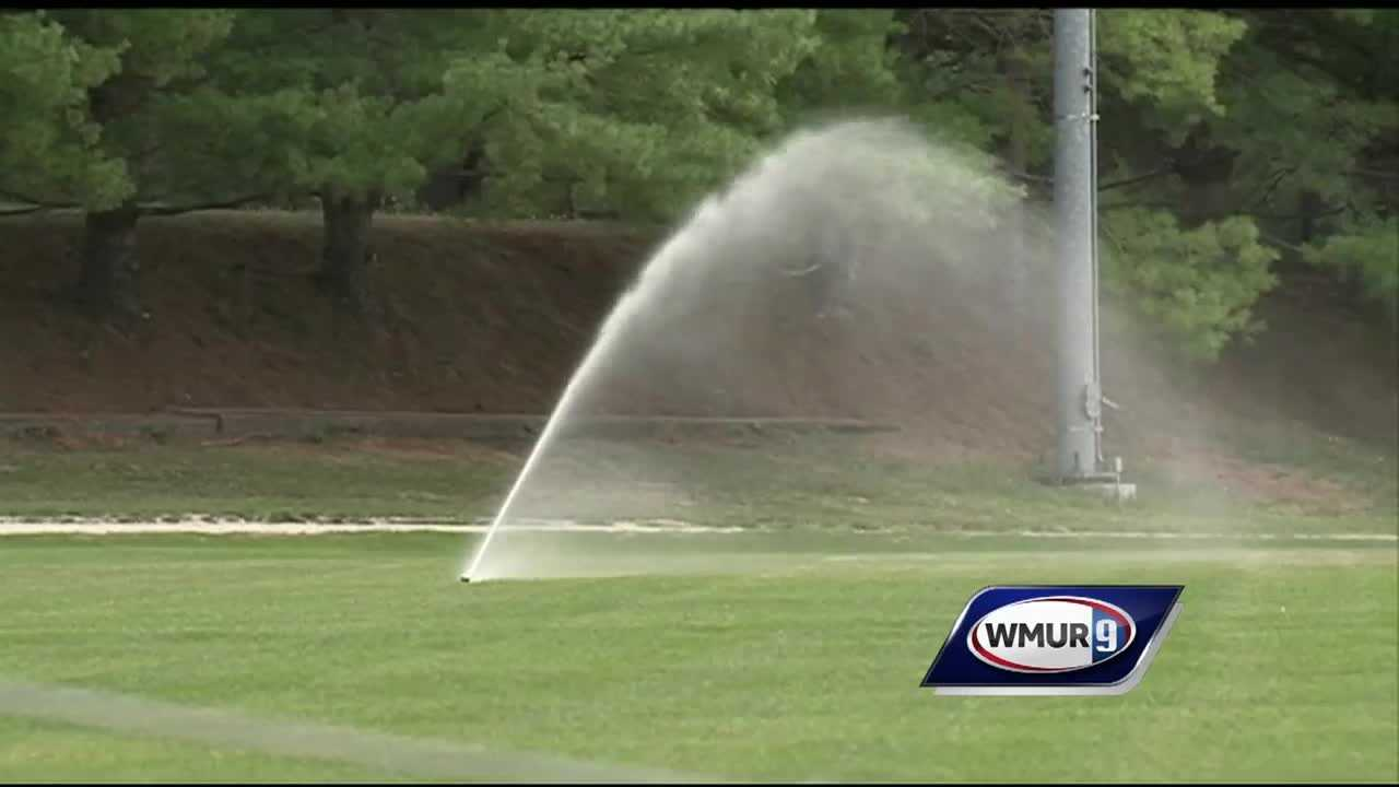 Exeter is considering a ban on all outdoor watering as a severe drought continues in much of the state.