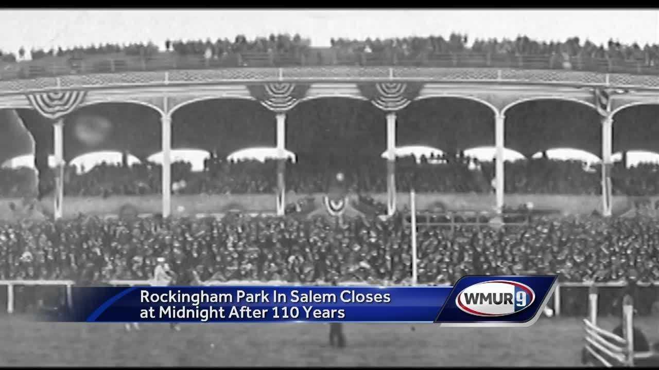 Rockingham Park has been a landmark in Salem since it opened in 1906.