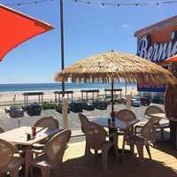 8. Bernie's Beach Bar in Hampton