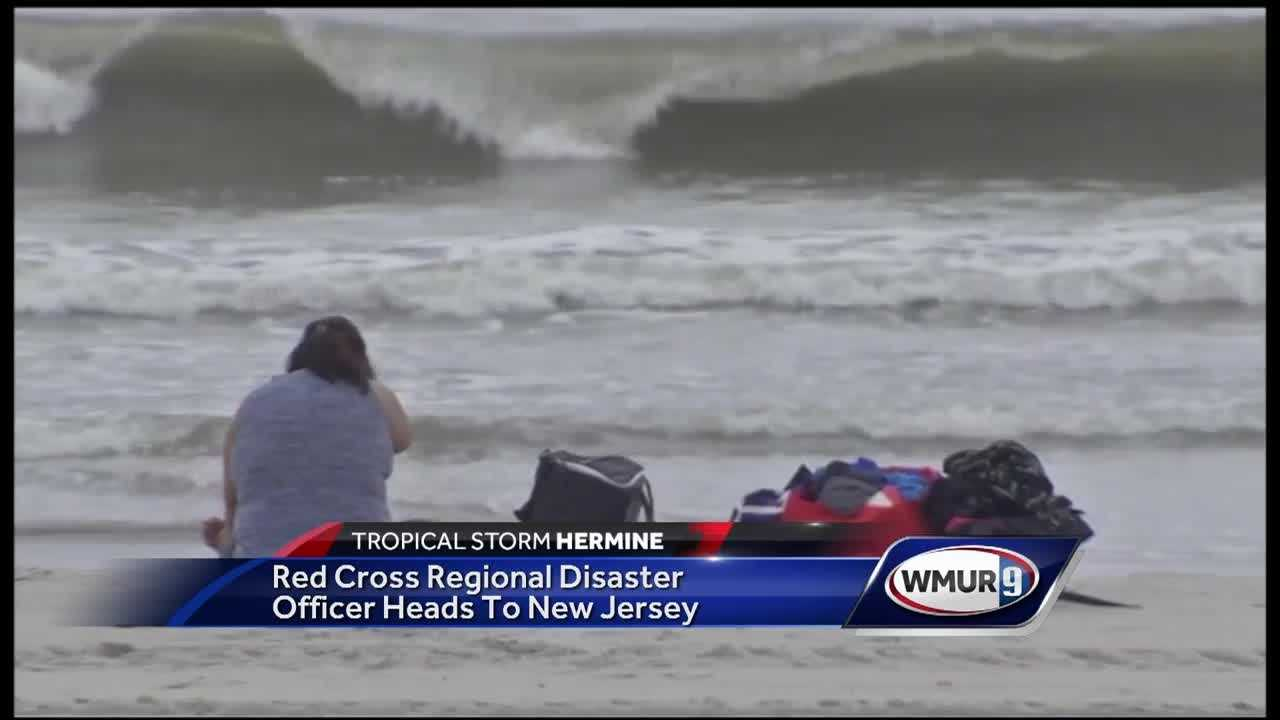 Red Cross Regional Disaster Officer Heads to New Jersey