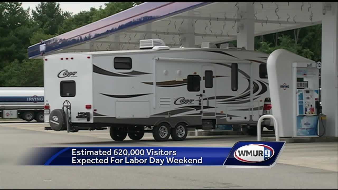 NH tourism officials say this Labor Day may have been the busiest ever in the state.