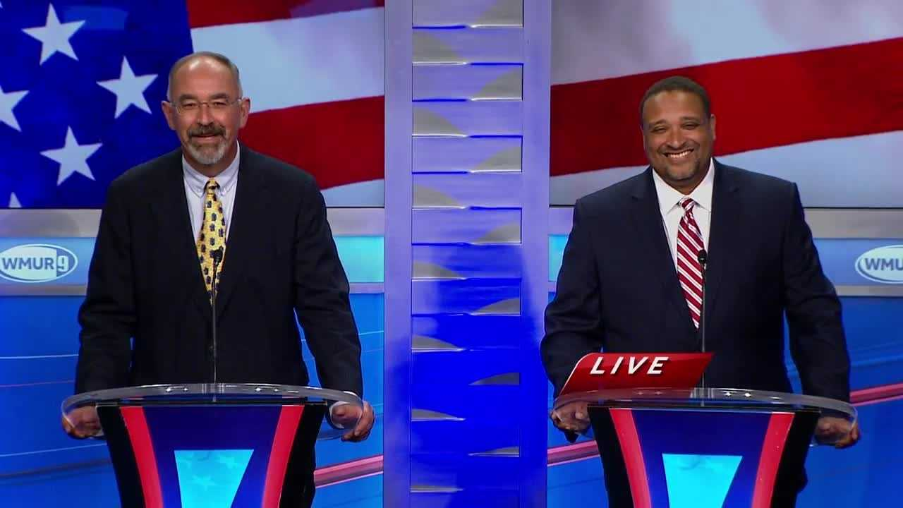 The Republican candidates in the 2nd Congressional District discuss how to improve health care for New Hampshire veterans in their Granite State Debate before next week's primary.