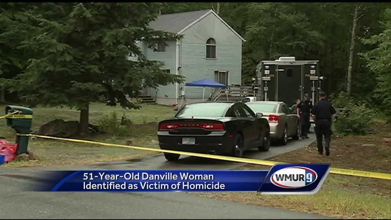 The suspicious death of a woman in Danville has now been ruled a homicide.