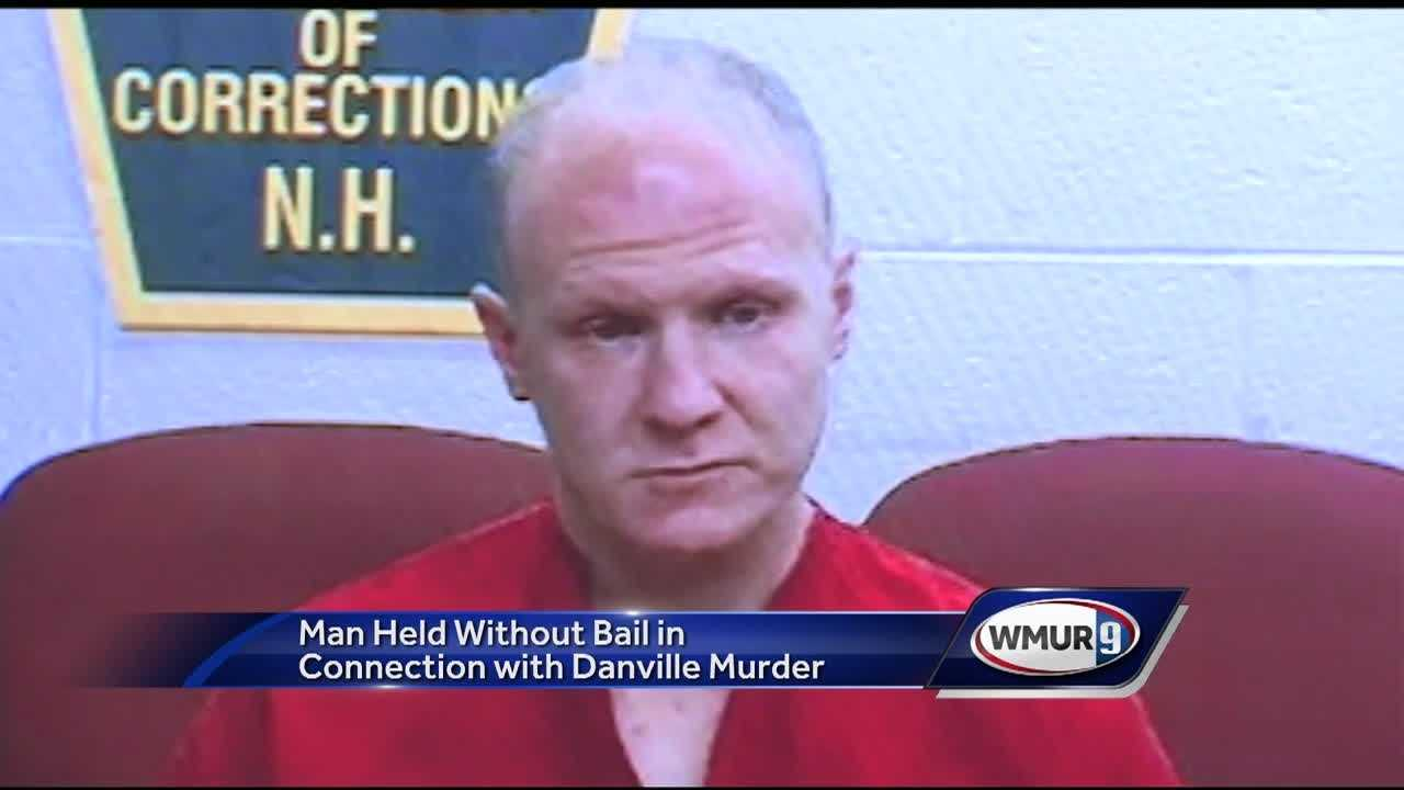 A man accused of stabbing a Danville woman to death is being held without bail.