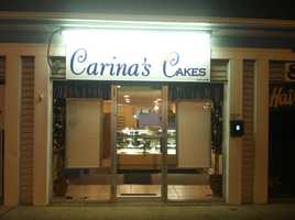 2. Carina's Cakes in Derry