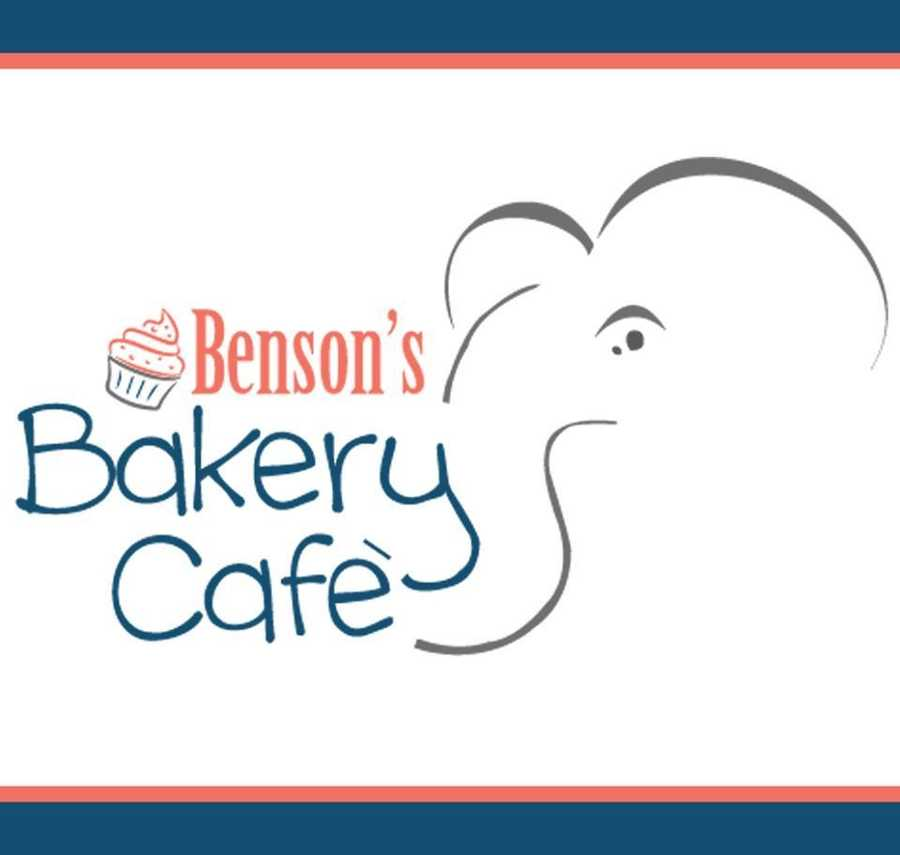 3. Benson's Bakery in Hudson