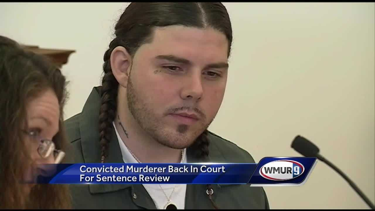 A man convicted of stabbing another man in the heart, killing him, was back in court Friday to argue for less time in prison.