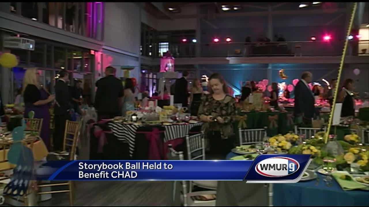 Storybook Ball Held toBenefit CHAD