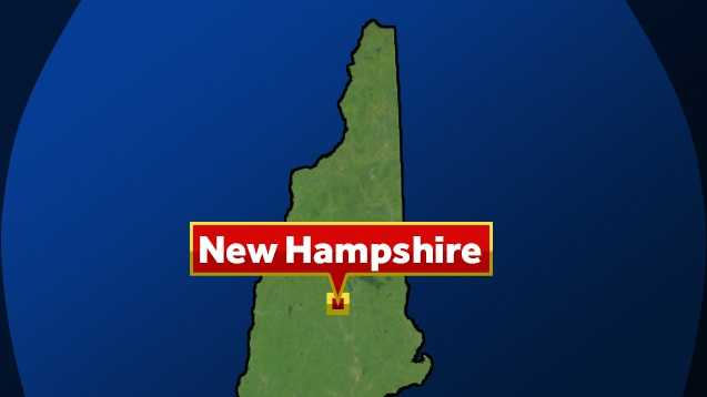 New Hampshires Projected Population To Reach M In - New hampshire population map