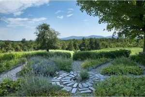 124 acres of land are in a conservation easement.
