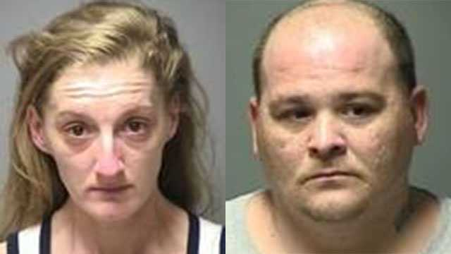 Police are looking for two people who they believe are in the company of three children they don't have custody over.