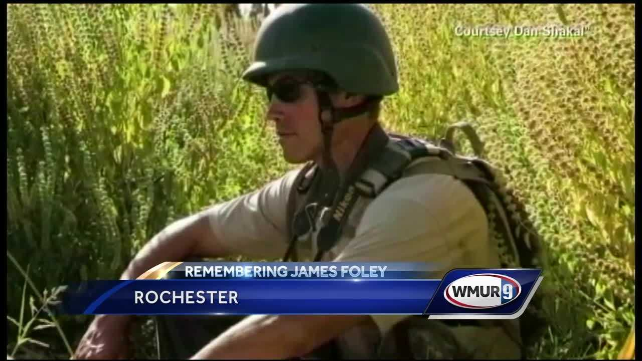 International journalist James Foley will be remembered in a 5K run next month in Rochester.