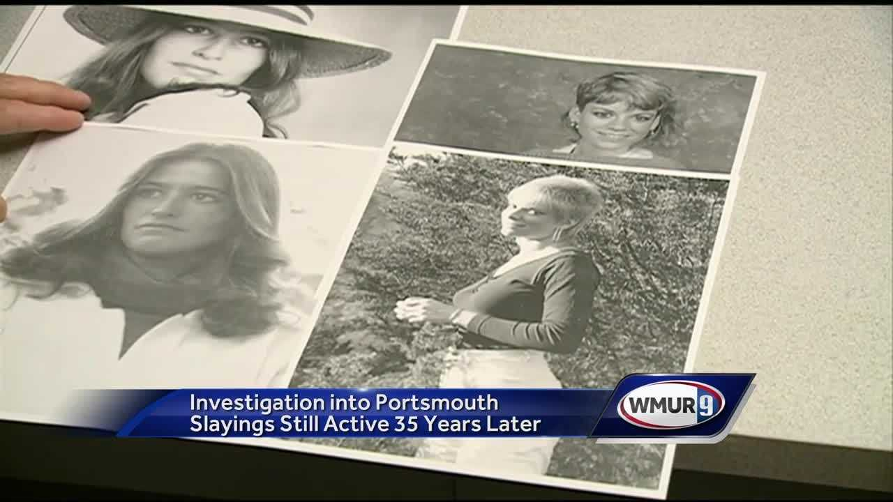 Two slayings rocked the city of Portsmouth in the early 1980s, and although the cases remain unsolved, investigators said they aren't giving up.