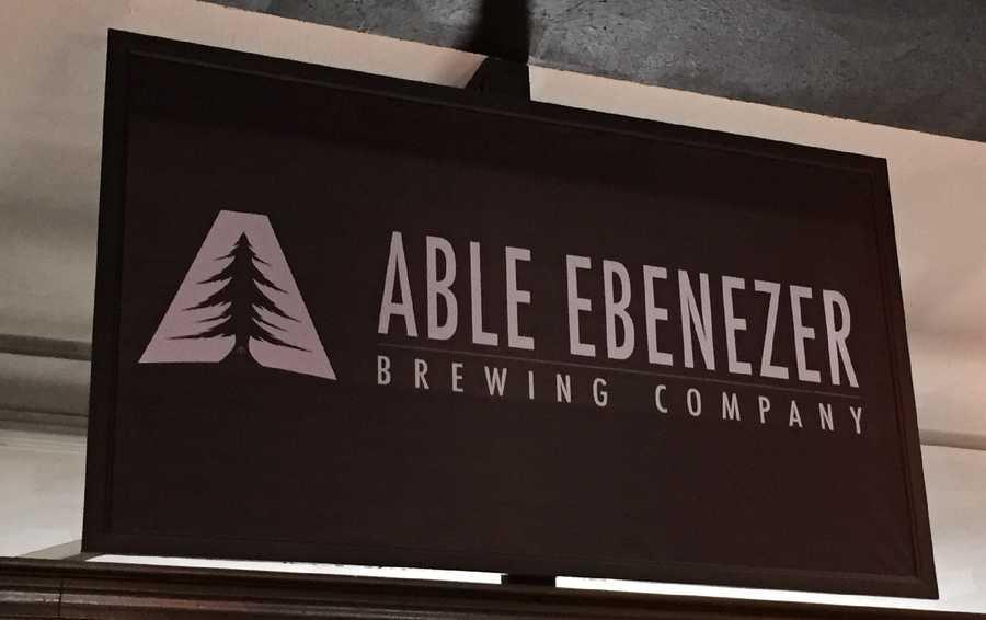 3. Able Ebenezer Brewing Company in Merrimack
