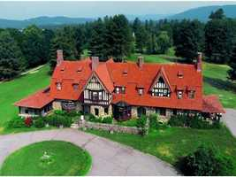 This 90-acre estate in Moultonborough on Jacobs Road is on the market for $6,995,000.