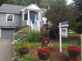 The asking price is $319,000.