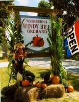 7. Washburn's Windy Hill Orchard in Greenville