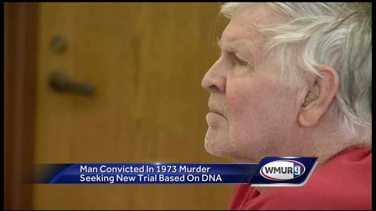A man convicted of killing a woman more than 40 years ago is seeking a new trial.