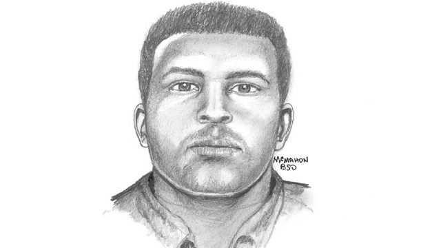 The FBI has released this composite sketch of a man who robbed a Wells Fargo branch in Pembroke Pines.