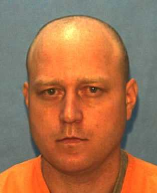 Eric Simmons, convicted of murder. Date of offense – 2001, date of sentence – 2003.