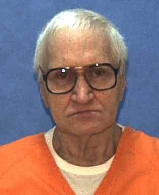 Jerry Wickham, convicted of murder. Date of offense – 1986, date of sentence – 1988.