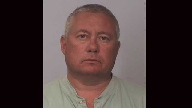 Lantana police Chief Jeffrey Tyson has been arrested on suspicion of drunken driving.