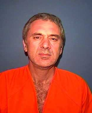 Konstantin Fotopoulos, convicted of murder. Date of offense – 1989, date of sentence – 1990.