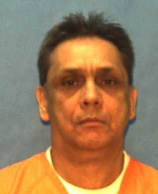 Manolo Rodriguez, convicted of murder. Date of offense – 1984, date of sentence – 1986.