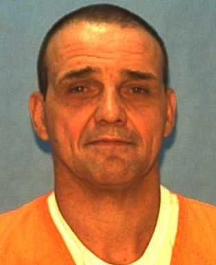 Michael Reynolds, convicted of murder. Date of offense – 1998, date of sentence – 2003.