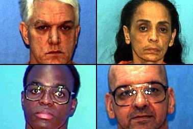 There are more than 300 inmates on death row in the state of Florida. Here are their mugshots.