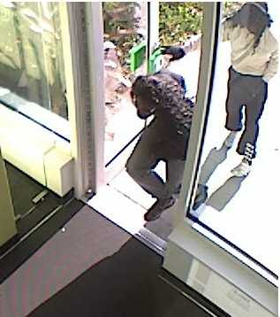 The FBI says two armed men entered the TD Bank branch in Delray Beach shortly after it opened Tuesday morning.