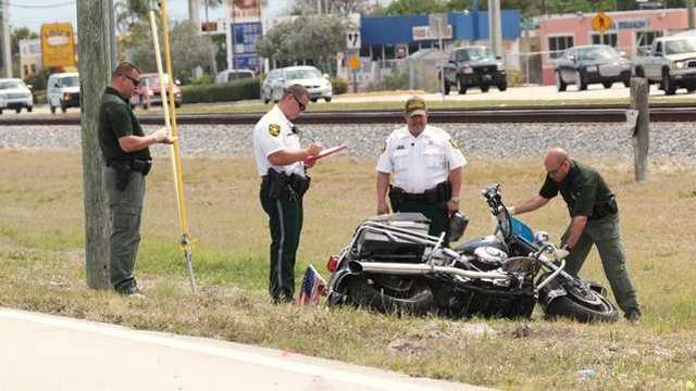 Retired Broward Sheriff's Office Sgt. Elkana Aflalo, 61, was killed in a motorcycle crash in Pompano Beach. (Mike Jachles/Broward Sheriff's Office)